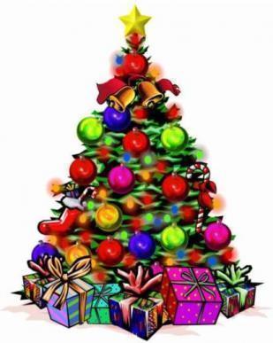 ... Christmas trees? ¿Dónde nace la costu mbre del árbol de Navidad