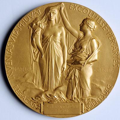 mujeres que ganaron el premio novel de quimica: