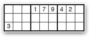 Visualización de un Sudoku