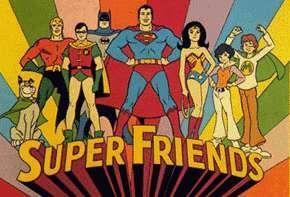 Super Friends 1973