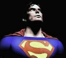 Superman. The movie
