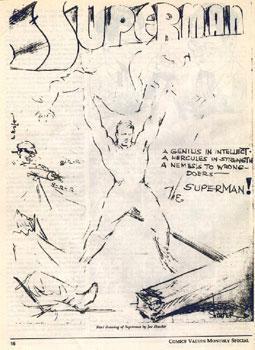 First Superman draw