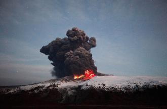 tema #3 vulcanismo Eyjafjallajokul