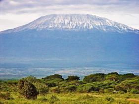 tema #3 vulcanismo Kilimanjaro